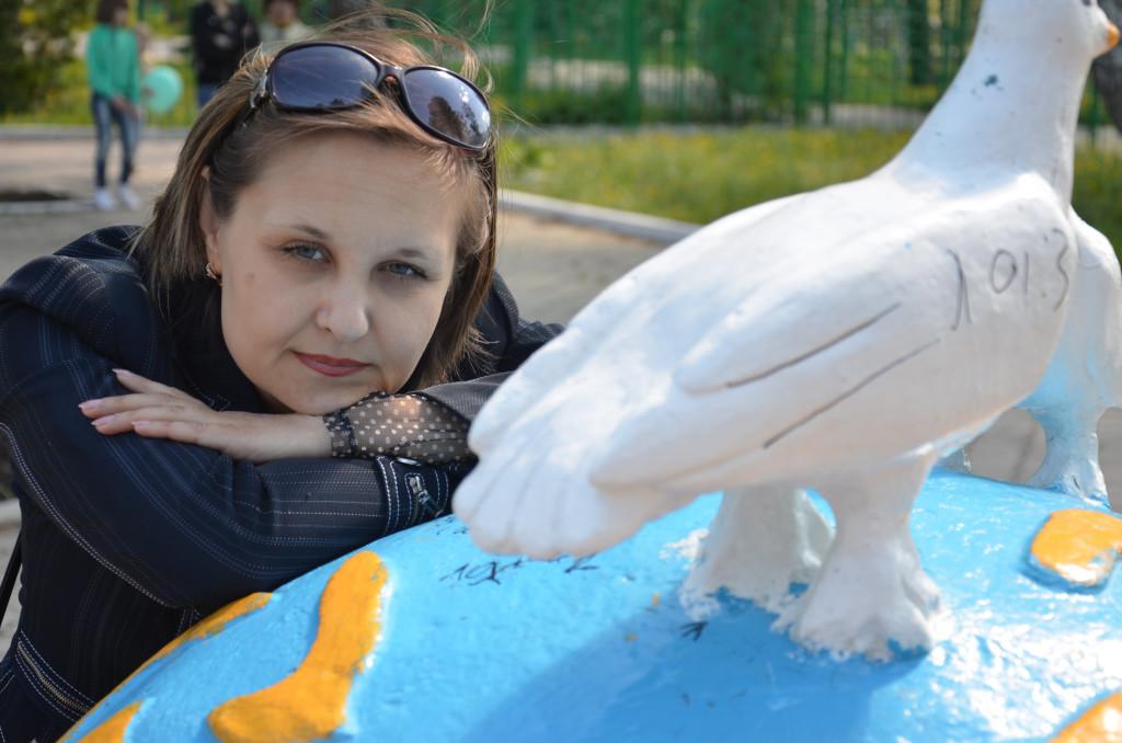 Альбина Мубаракова - руководитель компании СУХПАЙТОРГ