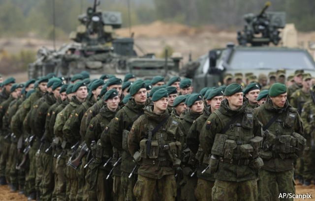 вооруженные силы Литвы